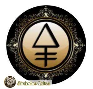 Símbolo del fósforo en alquimia