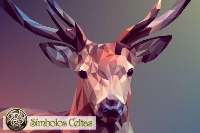 Símbolo del ciervo
