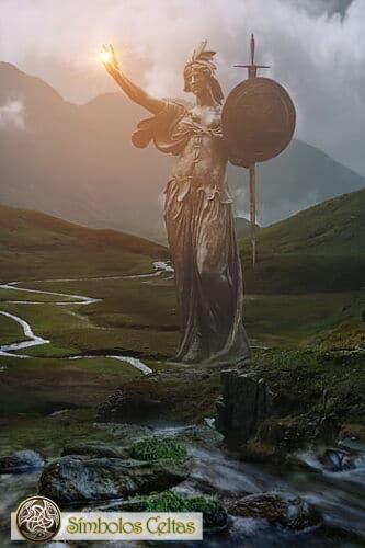 Diosa celta Badb