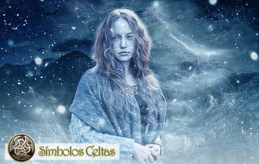 Diosa celta Cailleach