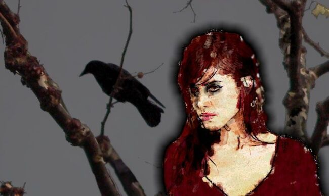 "Diosa Morrígan o""Reina Fantasma"