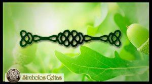 El significado y la historia del nudo celta de Dara