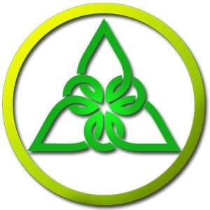 Mandala Triquetra Símbolo Celta