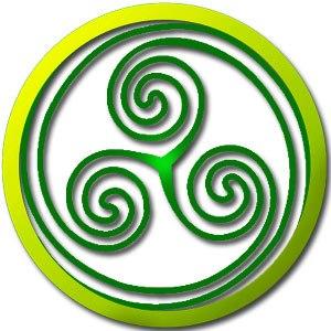 Símbolo Celta Espiral