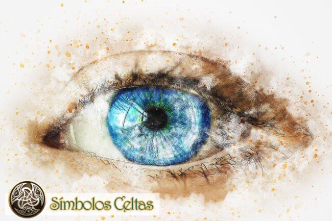 Símbolo de Ergon (el ojo)