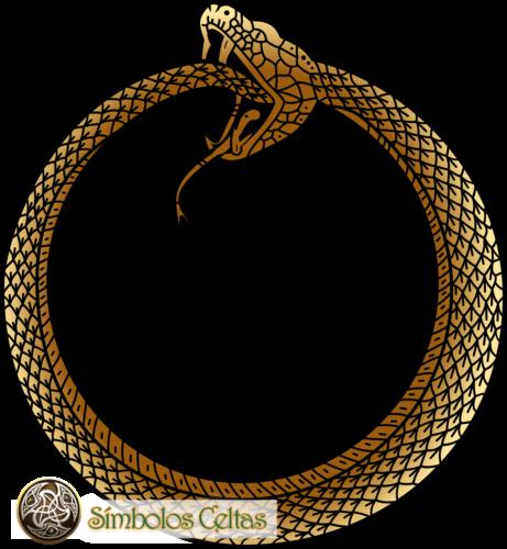 alquimia y el significado de los uroboros / Ouroboro