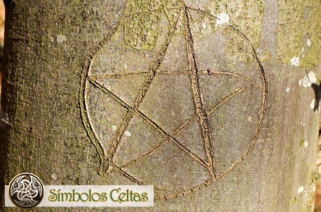 el pentáculo es un símbolo de armonía, salud y poderes místicos
