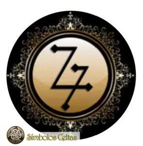 Simbolo del plomo en la alquimia