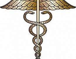 Simbolismo de dos serpientes del Caduceo