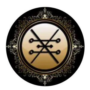 Símbolo de cobre en la alquimia