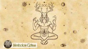 Símbolos celtas de Cernunnos, el Dios cornado