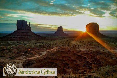 Símbolos del sol de los Nativos Americanos