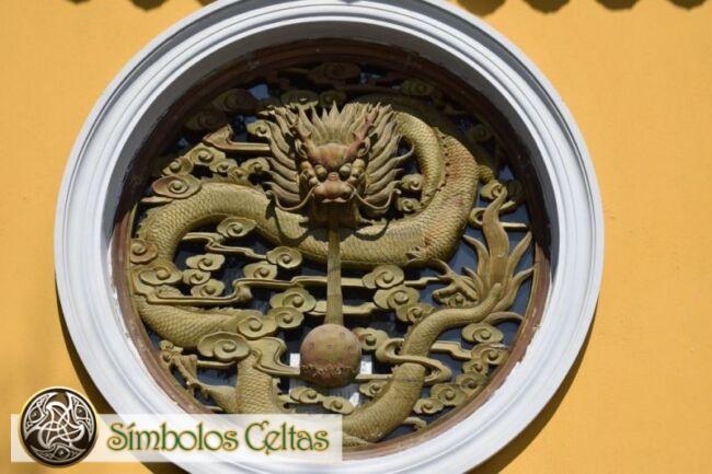 Símbolos tradicionales chinos