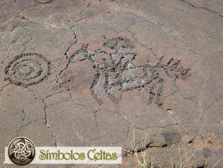 Símbolo del sol Hopi
