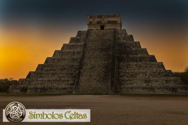 Símbolo Maya del Sol