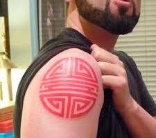 Tatuaje de Shou